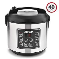Aroma Housewares 20 Cup Cooked