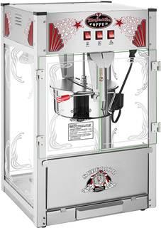 Majestic Popcorn Machine