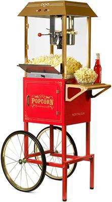 Nostalgia Professional Popcorn Machine
