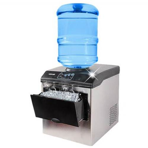 Commercial Countertop Bullet Ice Maker