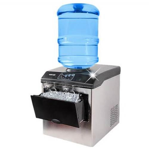 Commercial Countertop Bullet Ice Maker