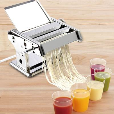 Stainless Steel Manual Pasta Maker