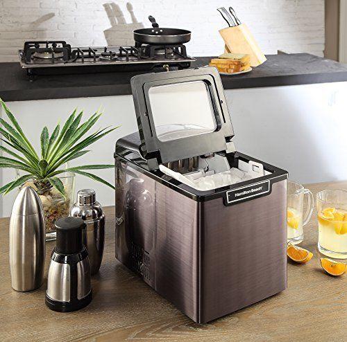 Portable Ice Maker Machine Cube