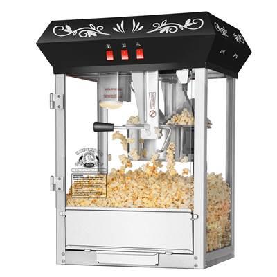 movie time popcorn machine instructions