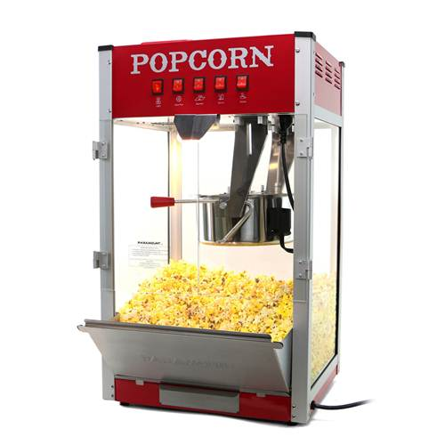 how to make kettle corn in a popcorn maker
