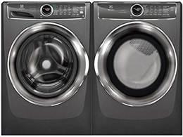 Electrolux Titanium Front Load Laundry Pair