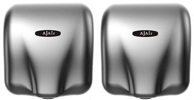 AjAir Heavy Duty Commercial 1800 Watts Hand Dryer