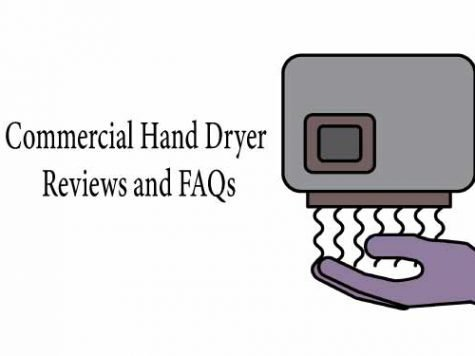 Commercial hand dryer reviews