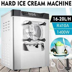 Happybuy Commercial Hard Ice Cream Maker