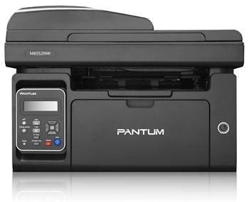 Multifunction Pantum M6552NW Monochrome Wireless Laser Printer