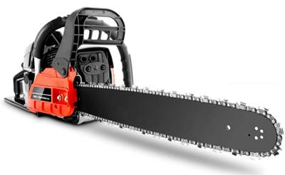 COOCHEER 62CC 20_Inch Gas Chainsaw