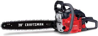 Craftsman Gas Powered Chainsaw