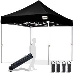 EliteShade 10x10 Commercial Ez Pop Up Canopy