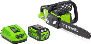 Greenworks 16-Inch 40V Chainsaw