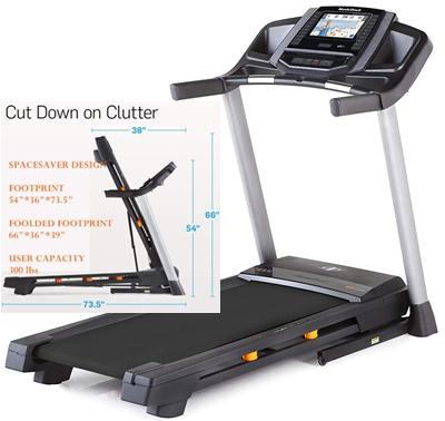 NordicTrack T Series Treadmills Transforming Interactive Fitness Machine