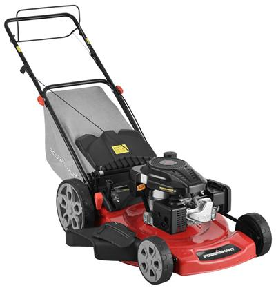 Black&Red Combined PowerSmart DB2322S Lawn Mower