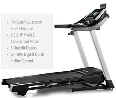 ProForm PFTL60916 505 CST 2.5 CPH Coach-guided Workout Treadmill Machine