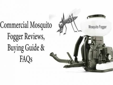 best commercial mosquito fogger reviews