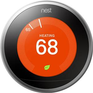 Nest T3008US Learning Smart Thermostat by Google