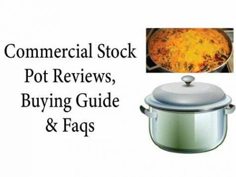 Commercial stock pot reviews