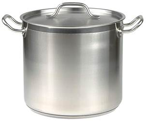 Update International 40 Quart Stock Pot with Cover