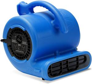 B-Air VP-25 1/4 HP 900 CFM Air Mover for Water Damage Restoration