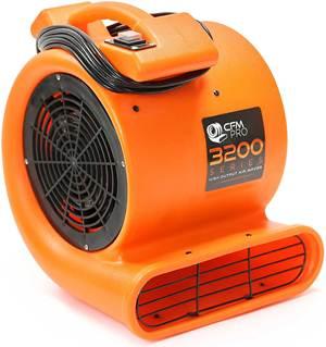 CFM Pro Air Mover Carpet Floor Dryer 2 Speed 1/2 HP Blower Fan