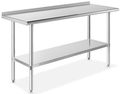 GRIDMANN NSF Stainless Steel Table
