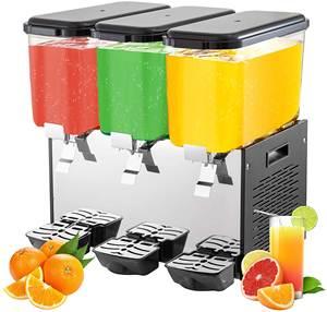 VEVOR Commercial Beverage Dispense 14.25 G, 54 L