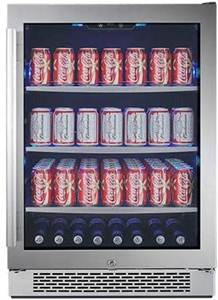 "Avallon ABR241SGRH 24"" Beverage Cooler"