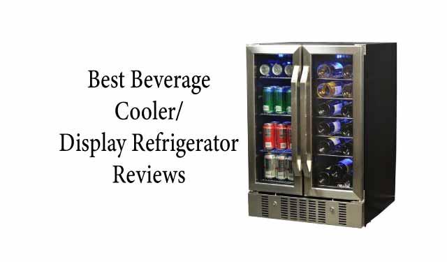 Beverage Cooler Refrigerator