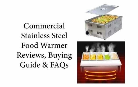 Commercial Stainless Steel Food Warmer