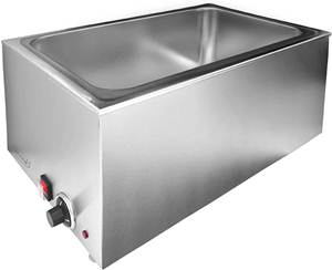 Zica ZCK165A Commercial Stainless Steel Food Warmer