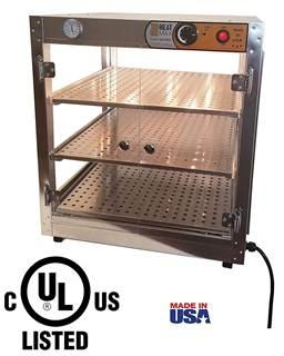 HeatMax 202024 Food Warmer Display Case