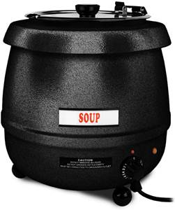 Excellanté Soup Warmer Kettle