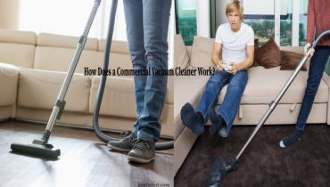 How Does a Commercial Vacuum Cleaner Work