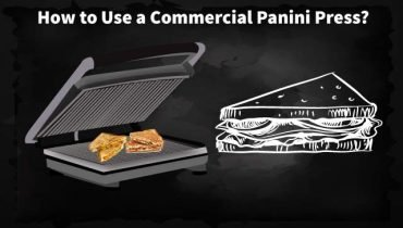 How to Use a Commercial Panini Press