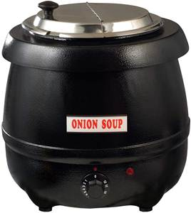 Winco Electric Soup Warmer