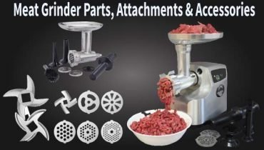 Meat Grinder Parts, Attachments and Accessories