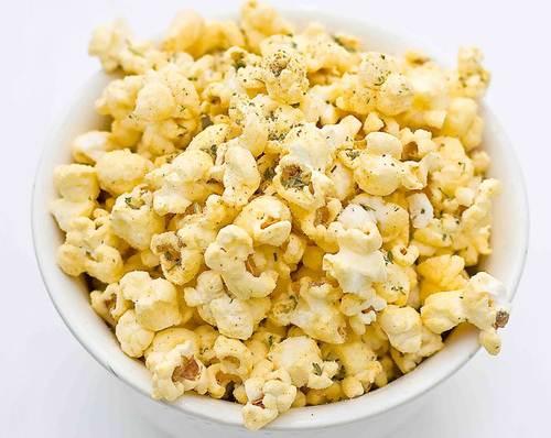 Brown Butter-Lemon Popcorn