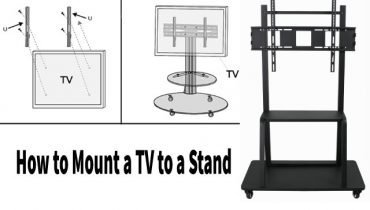 How to Mount a TV to a Stand
