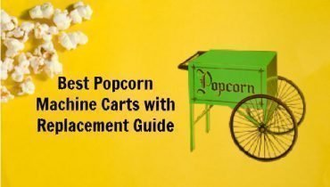 Best Popcorn Machine Carts