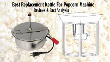 replacement kettles for popcorn maker