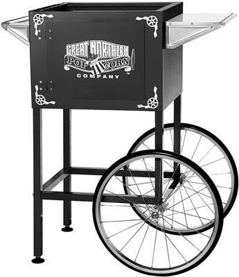 Great Northern Replacement Cart Black