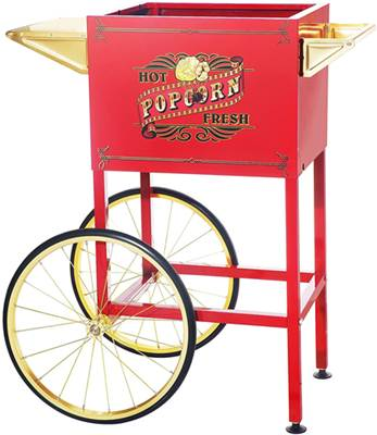 Great Northern Replacement Cart Red