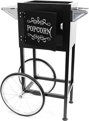 Paramount Popcorn Machine Cart