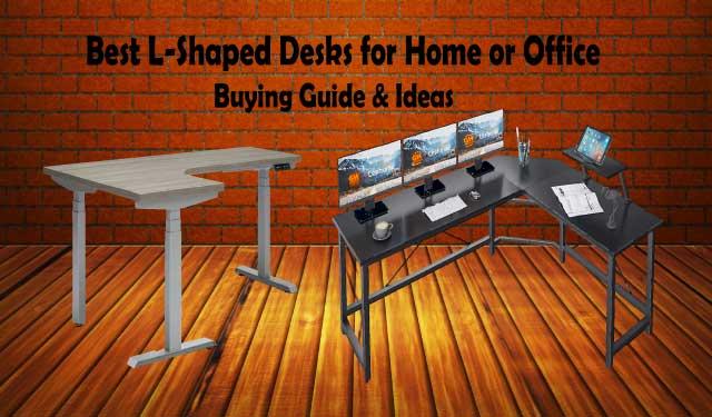 Best L-Shaped Desks