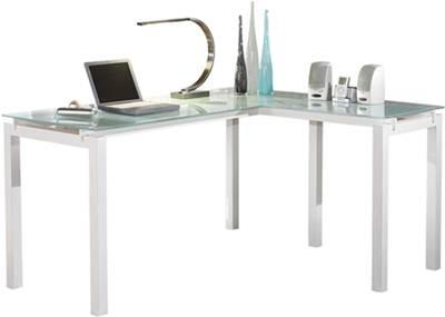 Signature Design by Ashley Baraga L-Shaped Desk