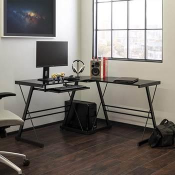 Walker Edison L Shaped Desk